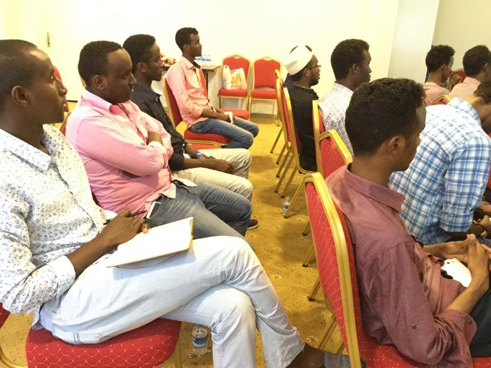 SOMALI VOICE PLANS STRATEGIC SUMMIT SOON